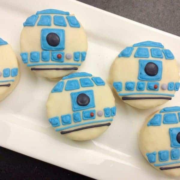 Star Wars R2D2 Treats