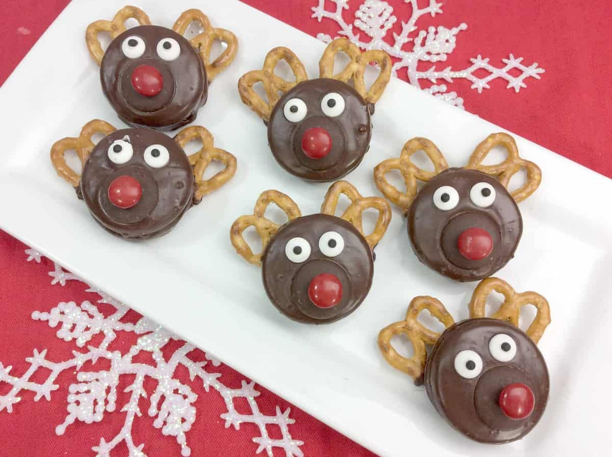 Reindeer Oreo Archives A Sparkle Of Genius