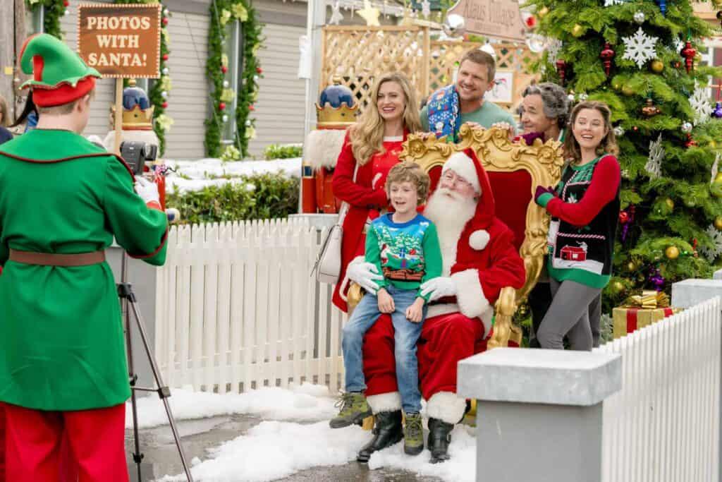"Hallmark Channel's ""Miss Christmas"""