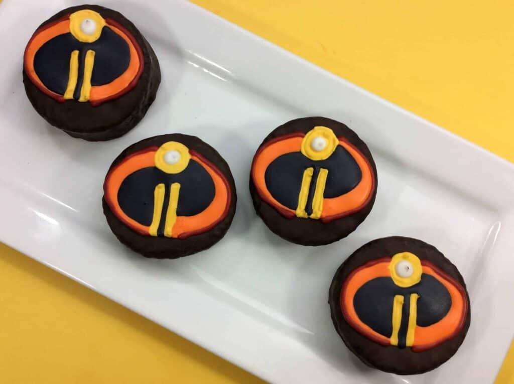 Disney Pixar Incredibles 2 Ding Dong treats