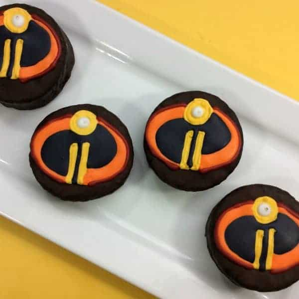 Disney Pixar Incredibles 2 Ding Dong treats