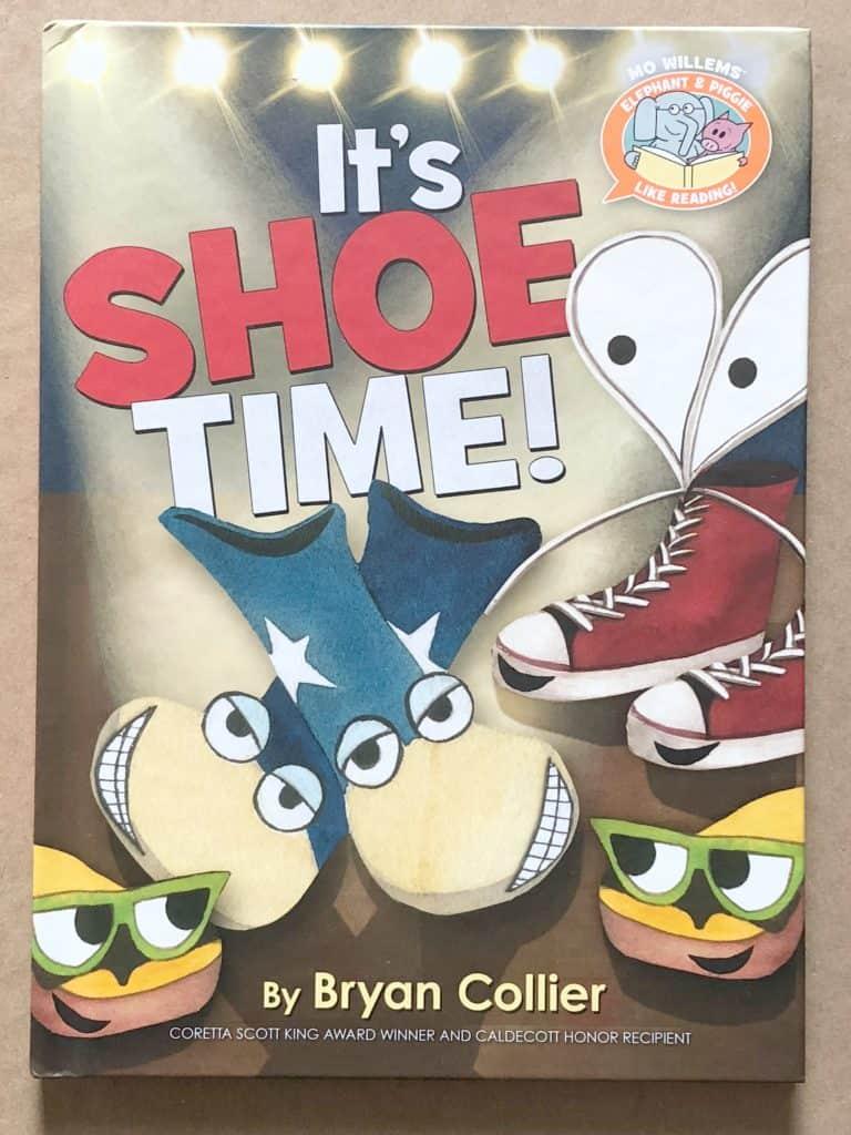 It's Shoe Timeby Bryan Collier