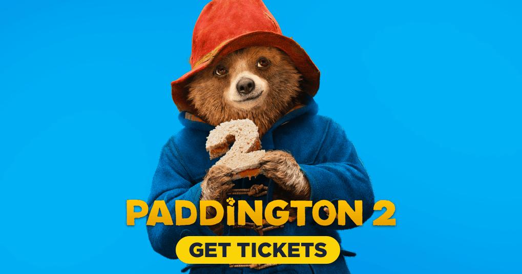 Paddington 2 Tickets