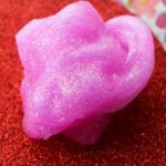 How to Make Pink Glitter Slime