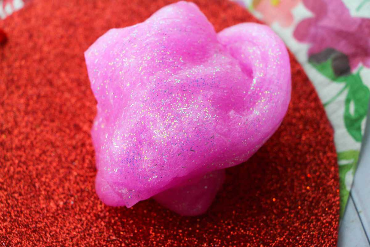 search how to make slime