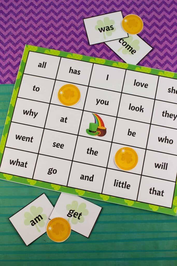 Bingo and Word