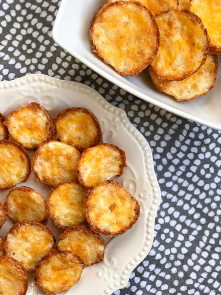 Cauliflower Cheese Bites