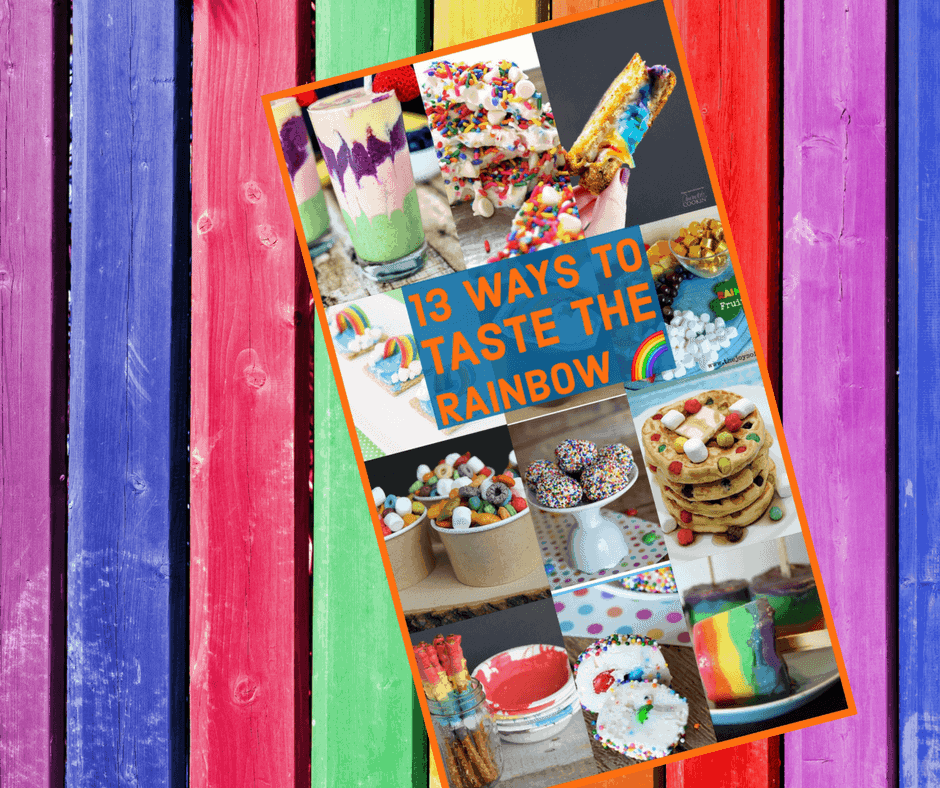 13 Rainbow Recipes