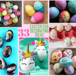 33 Creative DIY Easter Egg Decorating Ideas