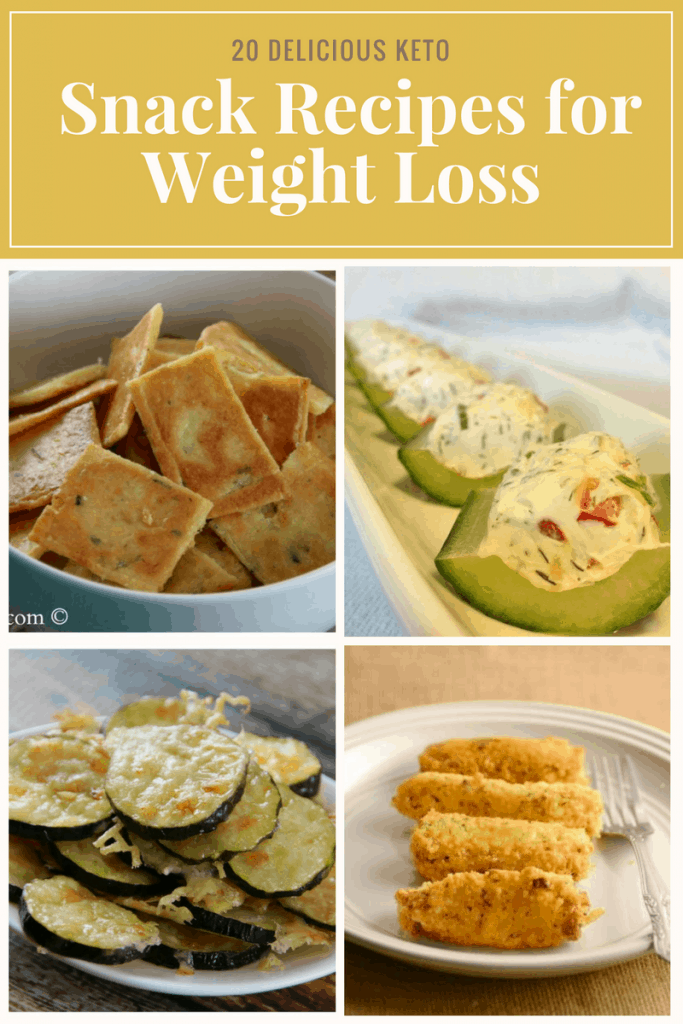 Keto Snack Recipes for Weight Loss