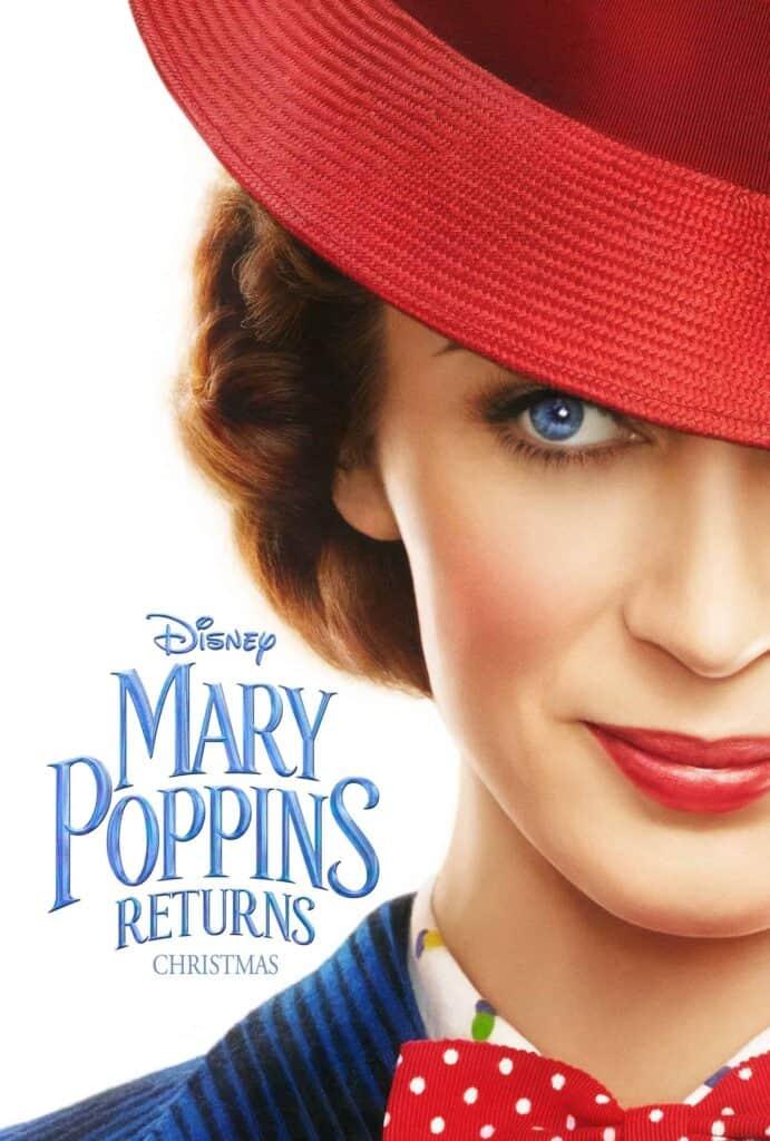 Disney's MARY POPPINS RETURNS Teaser Trailer