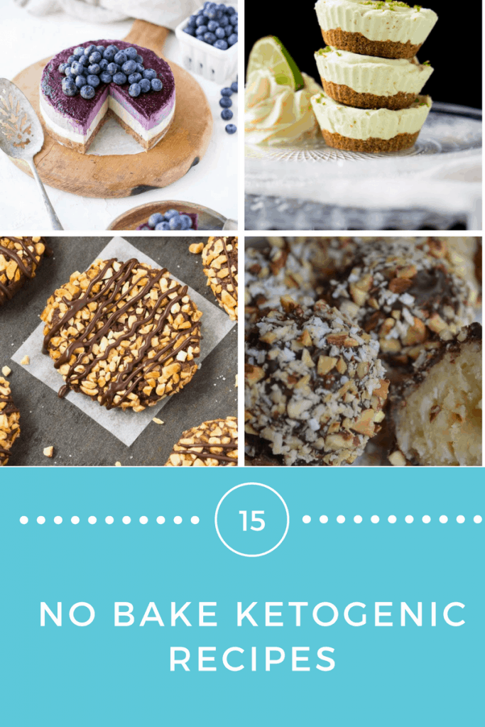 No Bake Keto Recipes