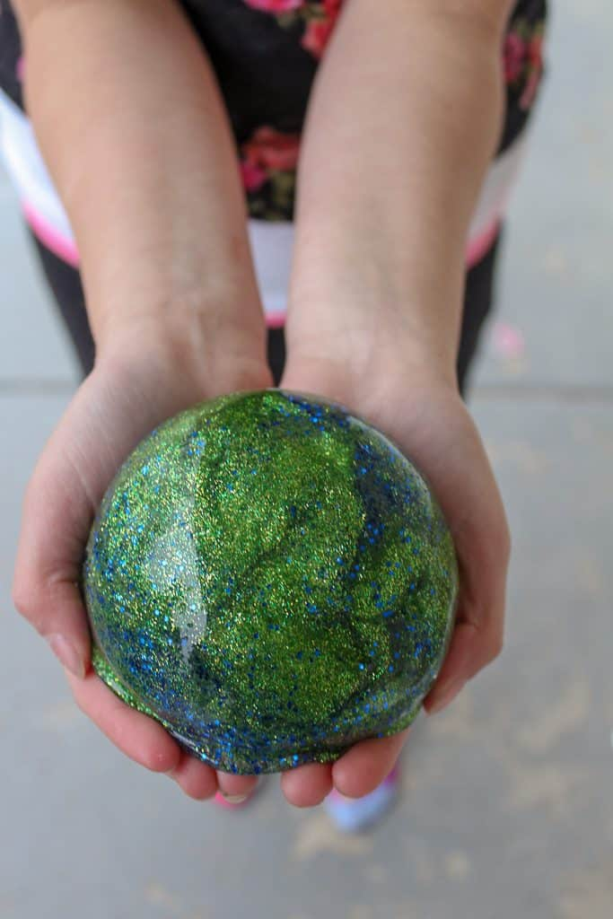 Earth Day Slime Recipe