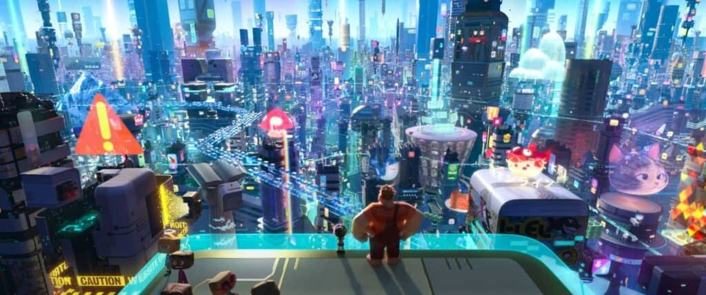 RALPH BREAKS THE INTERNET: WRECK-IT RALPH 2 Trailer