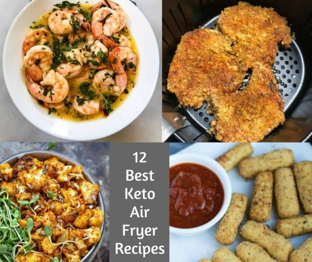 Best Keto Air Fryer Recipes
