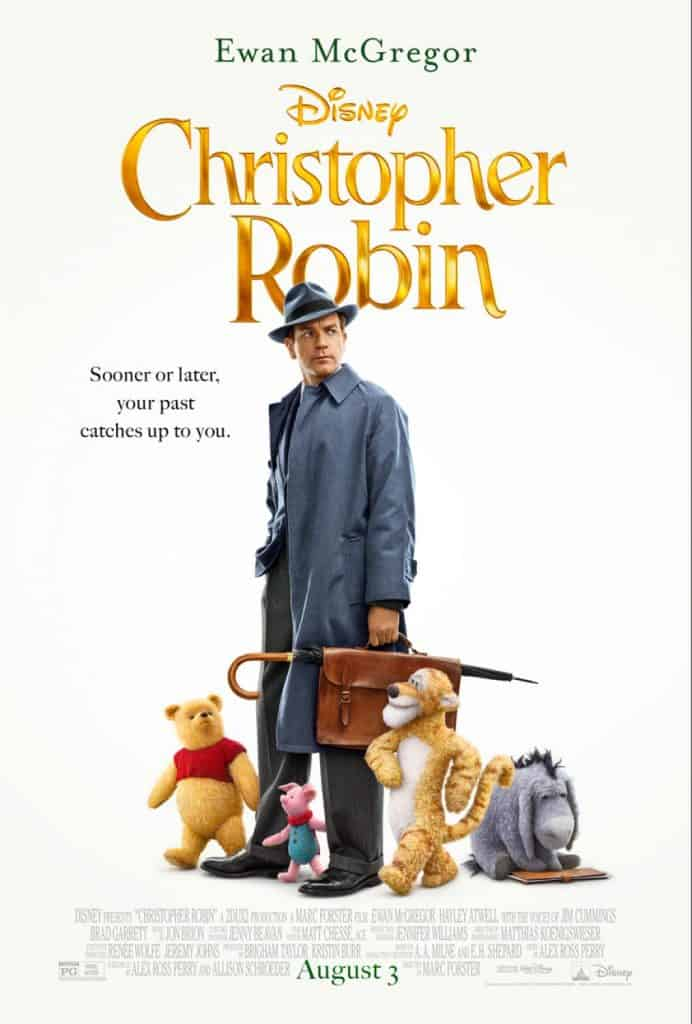 new CHRISTOPHER ROBIN trailer