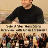 Solo: A Star Wars Story Interview with Alden Ehrenreich