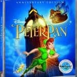 Disney Peter Pan Anniversary Edition Available Now