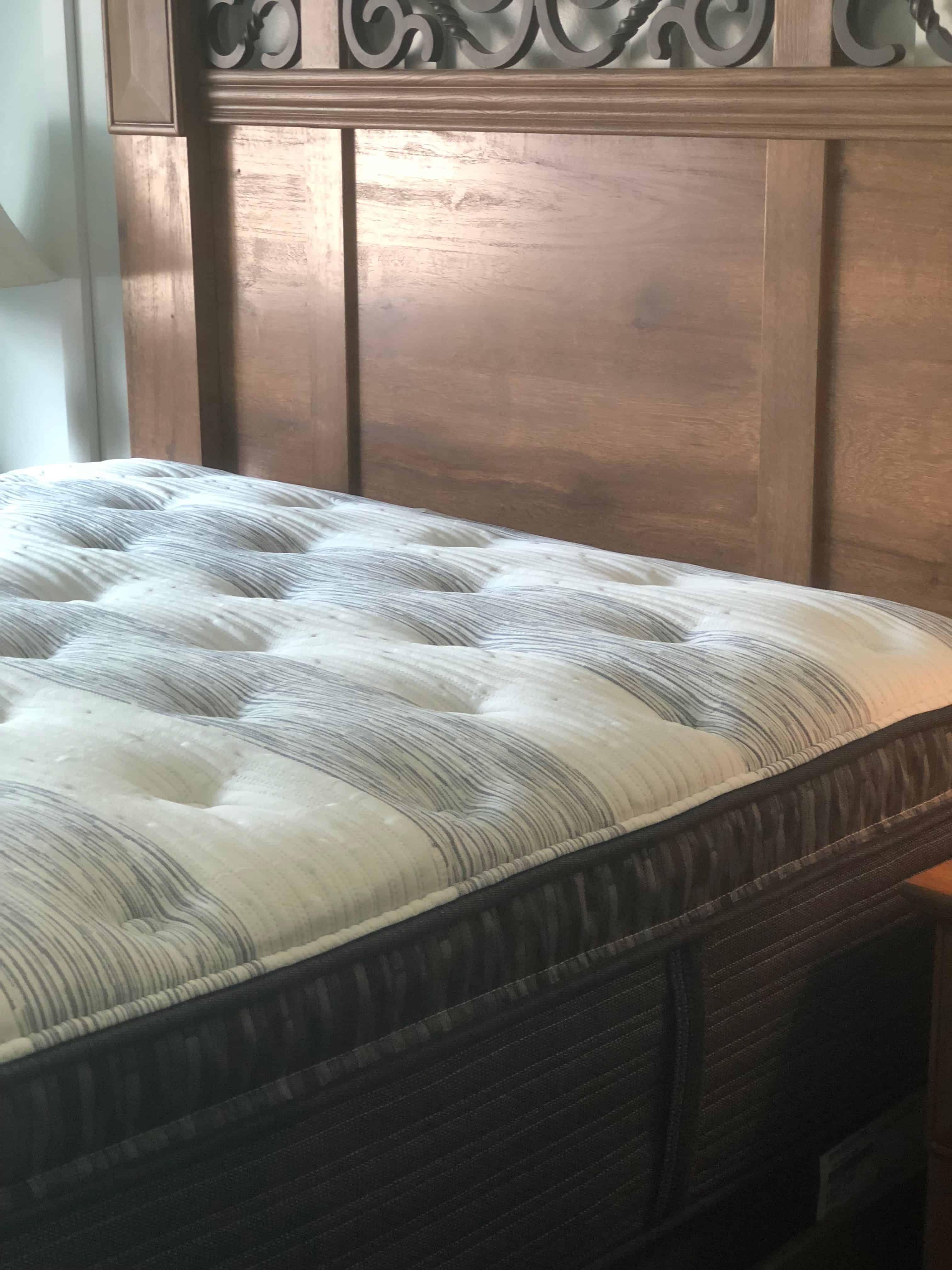 Simmons Beautyrest Platinum Westbrook Luxury Firm Pillow