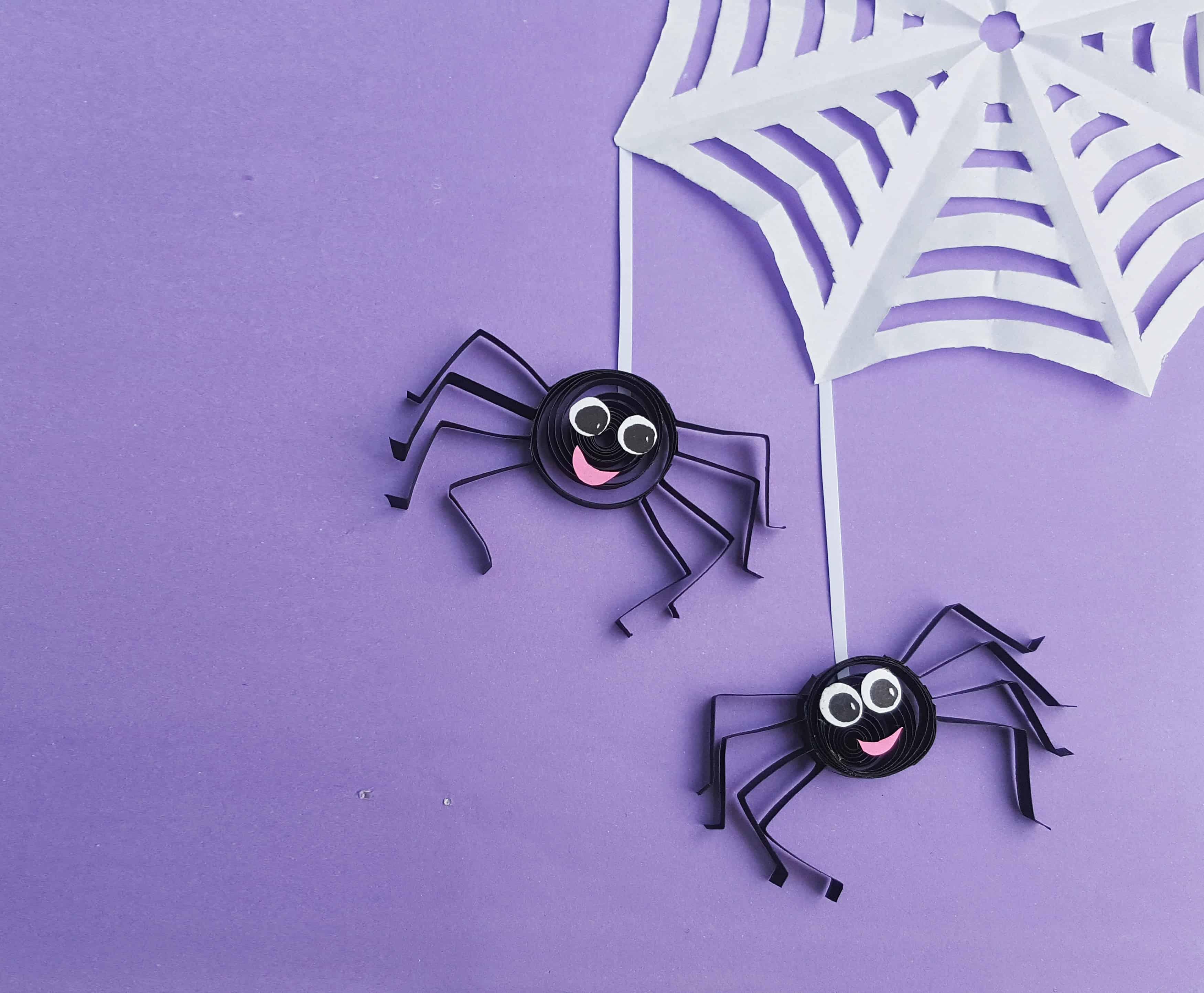 Quilled Spider
