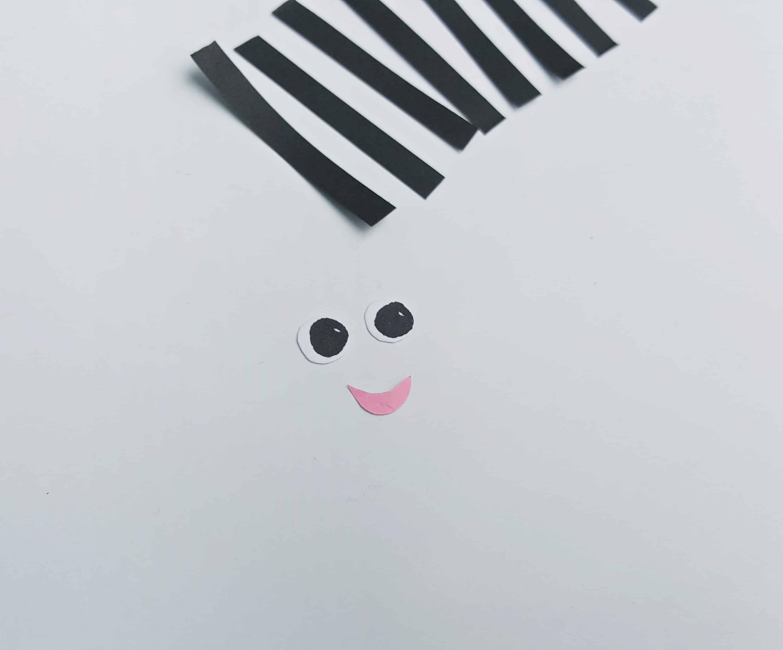 halloween quilled paper art