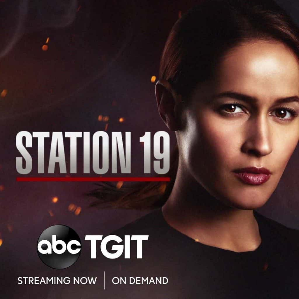 9 things I learned on the Station 19 set