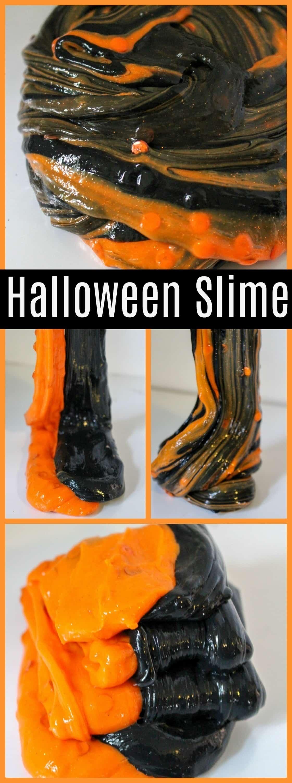 Halloween Slime Craft