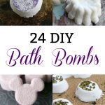 24 DIY Bath Bombs