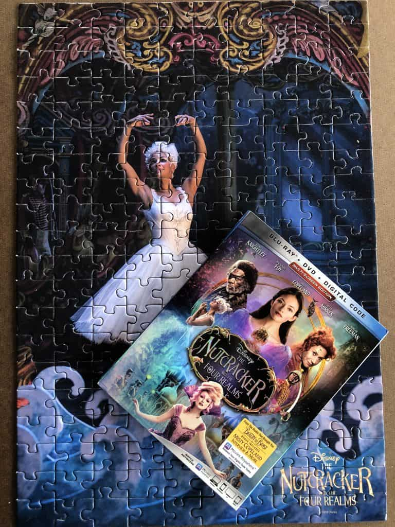 The Nutcracker and the Four Realms puzzle