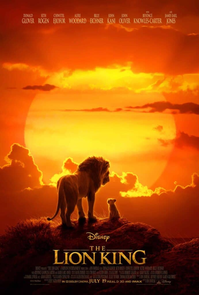 Disney's Lion King Trailer
