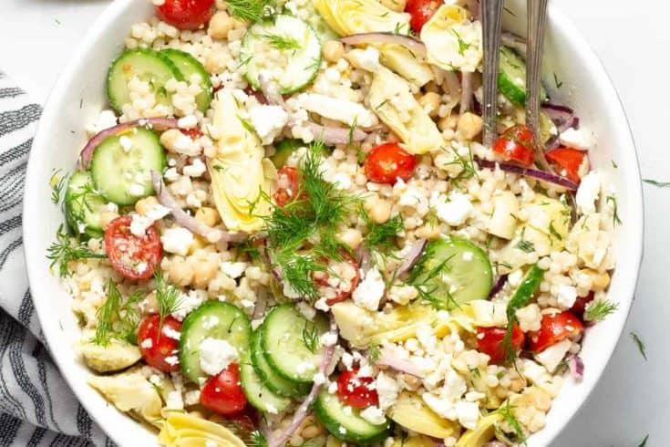 35 Mediterranean Diet Meals for beginners - A Sparkle of Genius