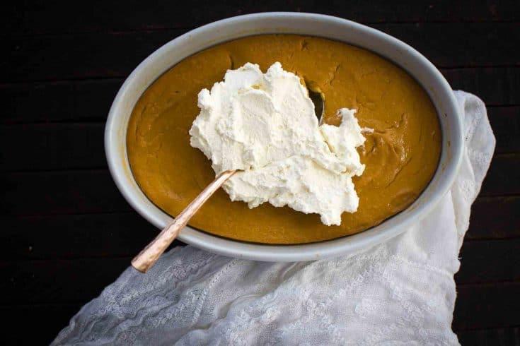 Pumpkin Custard
