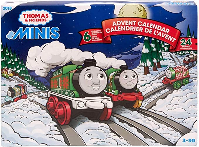 Thomas & Friends Fisher-Price MINIS, Advent Calendar [2018]