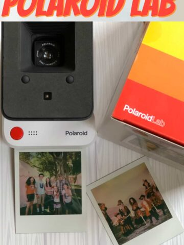 Close of image of a photo printer