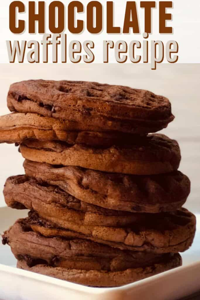Waffle and Chocolate