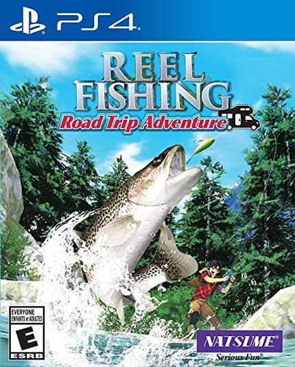 REEL FISHING: ROAD TRIP ADVENTURE (PS4 & Switch)