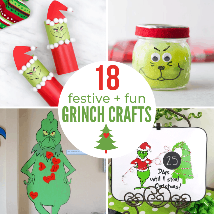 Grinch and Craft