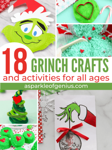 Craft and Grinch