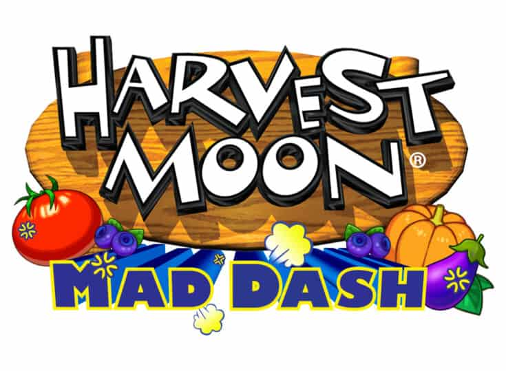 HARVEST MOON: MAD DASH (PS4 & Switch)