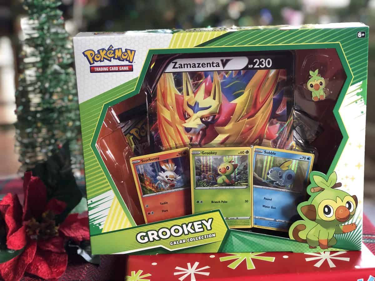 Close of image of of holiday toy